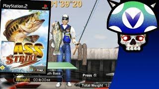 """[Vinesauce] Joel - """"Boring"""" PS2 Fishing Games: Bass Strike"""