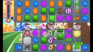Candy Crush Saga LEVEL 1434 new version (18 moves)