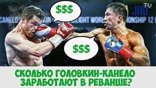 Озвучены размеры гонораров Головкина и Канело, WBC похвалил форму Головкина