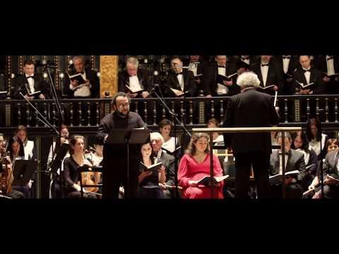 MÁV Szimfonikusok 20180322 - Zeneakadémia - Kamp Salamon - Bach: János-passió