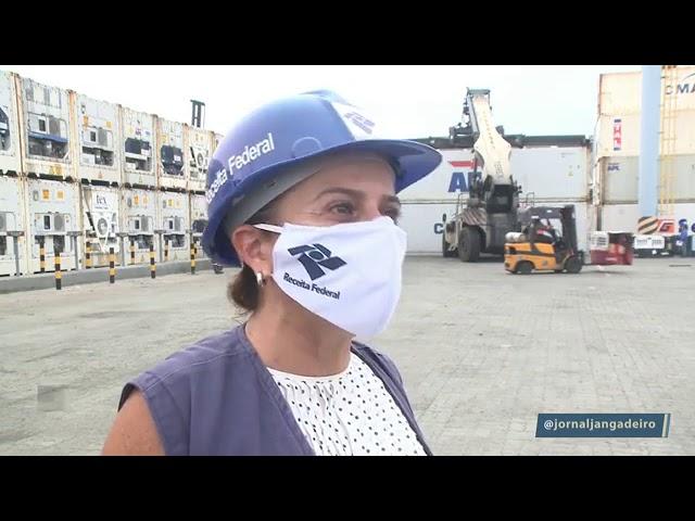 VÍDEO: Jornal Jangadeiro exibe reportagem especial pelo Dia da Mulher no Porto de Fortaleza