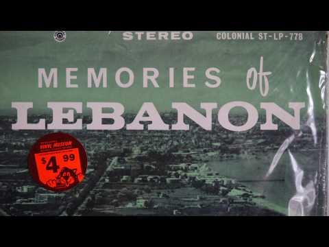 Nahem Simon And Garam Chiba – Memories Of Lebanon (196?)