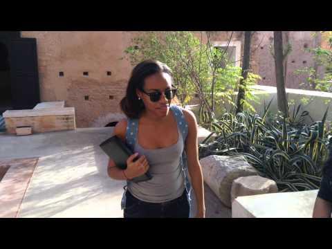 Marina incorporando - El badi Palace - (12/12/13)