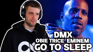 Rapper Reacts to DMX & EMINEM GO TO SLEEP!! | RIP TO A LEGEND 🙏