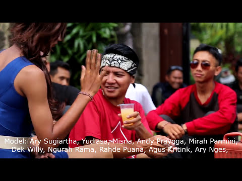 Gek Ria Bencong Hot Dagang Laklak, Imitasi - Zarav Band (Video Music Official)