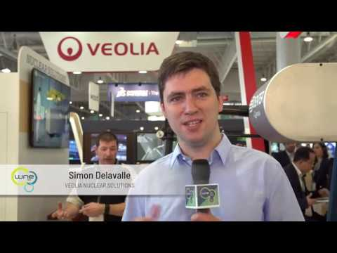 Simon Delavalle - Veolia Nuclear Solutions @WNE2018