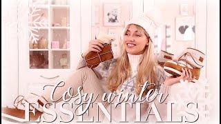 Cosy Winter Wardrobe Essentials! ~ Freddy My Love