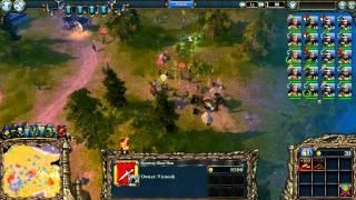 Majesty 2:The Fantasy Kingdom Sim - Having Fun With My Small Army [HD]