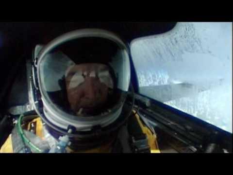 Ride on a U2 spy plane