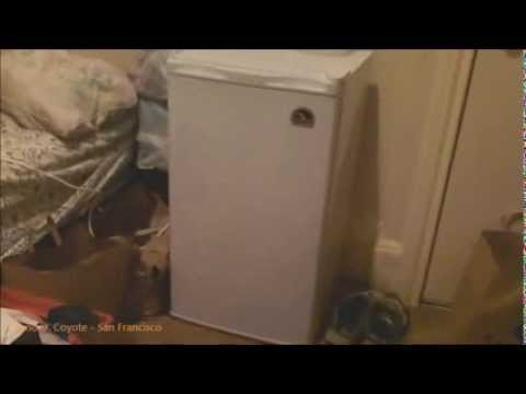 Igloo Eraser Board Refrigerator - - Review - YouTube