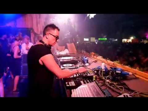 Dj Dubfire Live - Brunch Electronik Lisbon 2017 07.30.2017