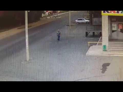 Авария 07.07.2017 Оренбург