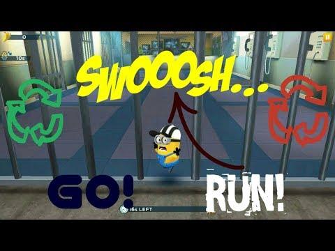 Minion Rush VS Talking Hank Run