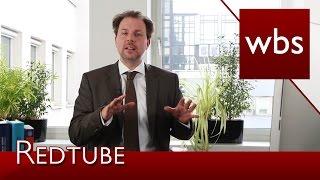 Redtube-Abmahnungen: Staatsanwaltschaft geht gegen Daniel Sebastian vor | Kanzlei WBS