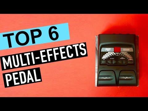 BEST 6: Multi Effects Pedal 2019