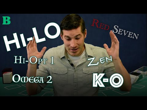 What's with All the Card Counting Systems?