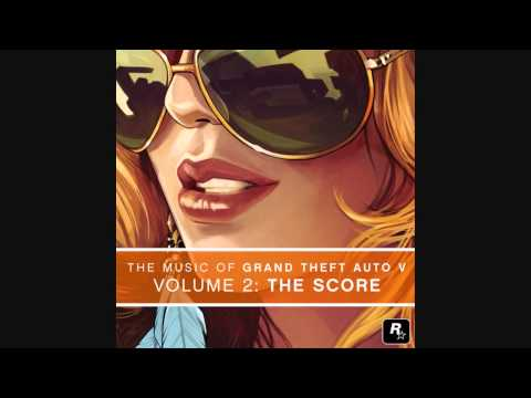 GTA V: The Score  The Agency Heist