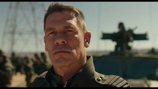 Bumblebee 2018  John Cena Featurette ... @ www.StoryAt11.Net