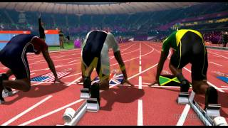 London 2012- Athletics Men