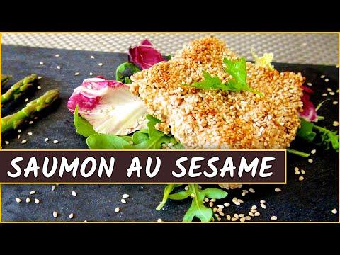 recette-du-saumon-au-sésame
