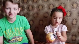 Даня ОПяТь отбирает у Лизы LOL  Видео для детей ЛОЛ Питомиц Новй #1