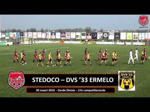 SteDoCo - DVS '33 Ermelo 30/03/19