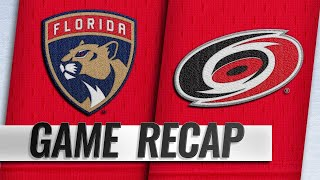 Martinook notches hat trick in Hurricanes