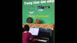 Piano cho người lớn - Song from stormy night