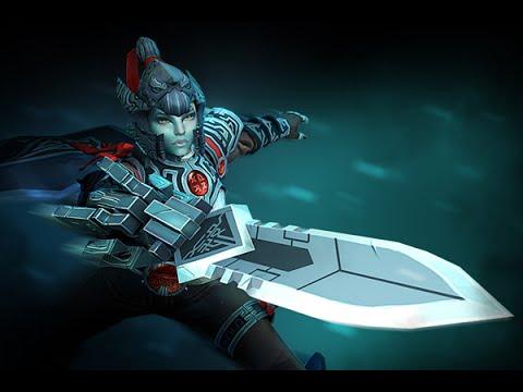 Dragonterror - Phantom Assassin set - Dota 2 - YouTube