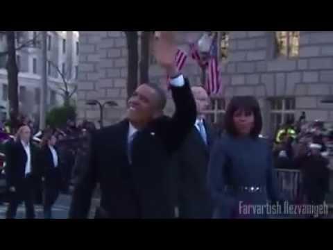 funny video-Barack Obama Mohammad Javad Zarif