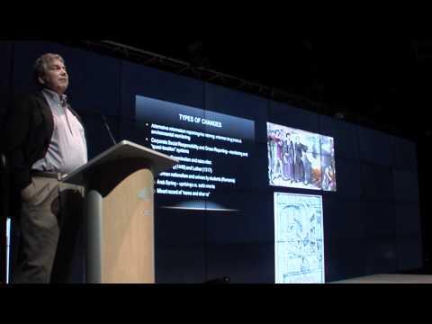 Peter Cowhey at Designing Geopolitics 2