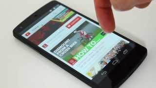 LG Google Nexus 5 Video Review - smartphone.bg (Bulgarian Full HD version)