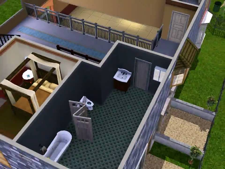 Sims 3 Luxe Huis Youtube