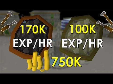 2 AMAZING Ways To Train Crafting Fast/Cheap/PROFIT [OSRS]