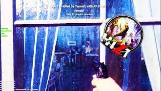 3 Irishman & A Geordie Play H1z1 - True Teh Window True Teh Wall, Glitchy Finale & Last One Alive!