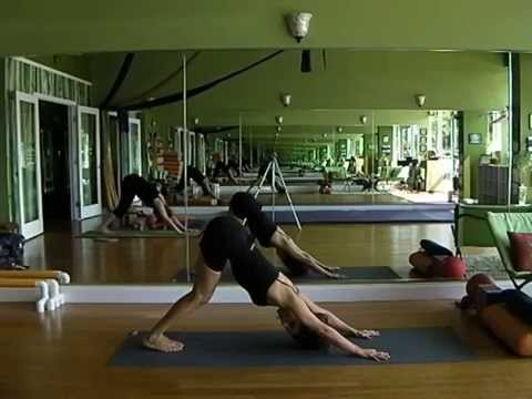 Emily Sabo's 6-21-2014 Yoga Class, Indialantic, FL (full body workout, hips, shoulders, core, quads)