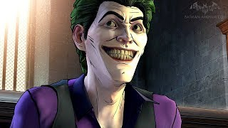 Batman: The Enemy Within - Behind The Scenes: Your Joker