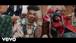 Blueface ft. DaBaby - Obama (Official Video)