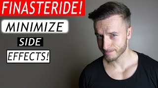 FINASTERIDE! How To Minimize the Hormonal Side Effects?