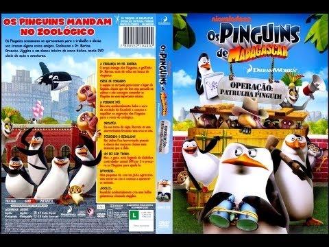 2 PINGUINS MADAGASCAR DUBLADO DE TEMPORADA OS BAIXAR