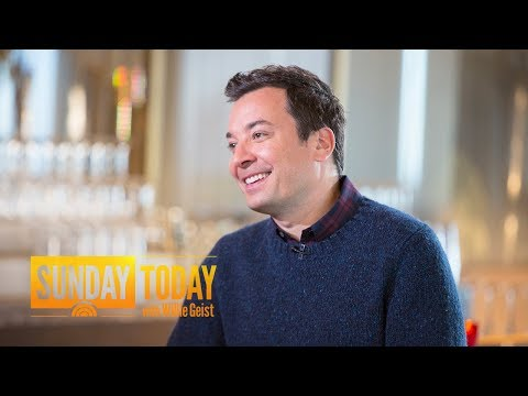 Despite Everything Being 'Mama,' Jimmy Fallon Is The 'Luckiest Guy You'll Ever Meet'   Sunday TODAY