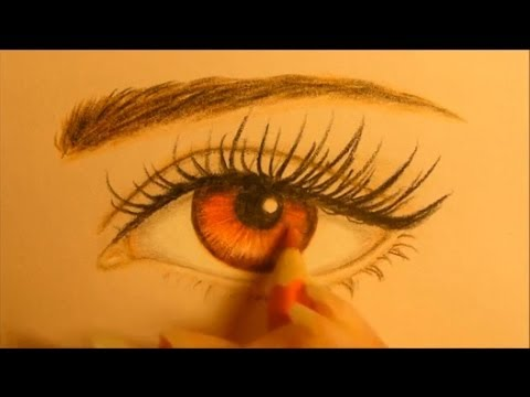 how to draw hinatas eyes