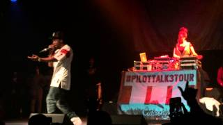"Curren$y Live at Bogarts - Cincinnati, OH ""Sixty-Seven Turbo Jet"" (4-11-2015)"