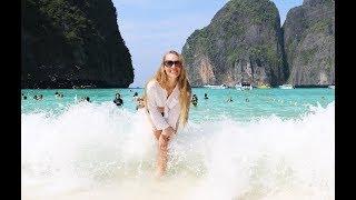 Таиланд. Часть IV. Острова и пляжи: Пхи-Пхи, Майя Бэй, пещера фаллосов, пляж Прананг