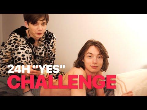 "24 Hours ""Yes"" To My Boyfriend (Vitalii's Turn) — Couple Challenge"