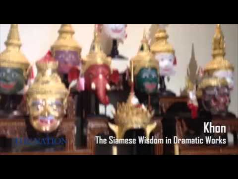 Khon: The Siamese Wisdom in Dramatic Works