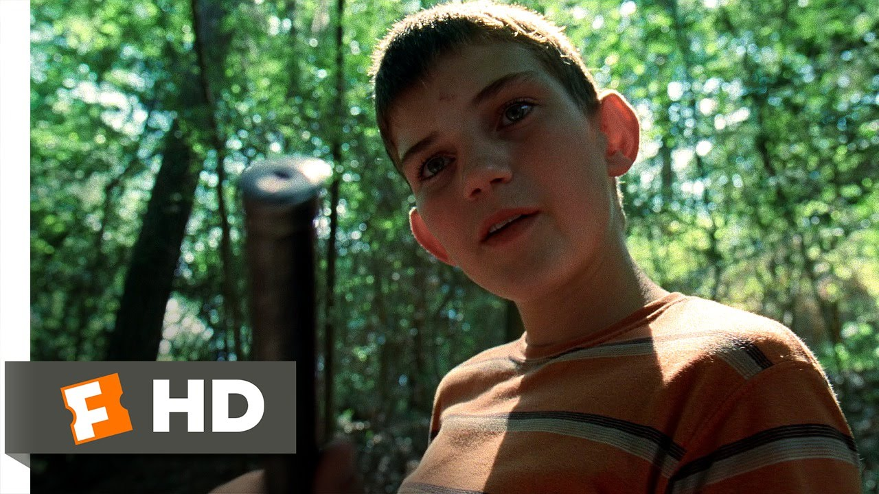 Download The Tree of Life (3/5) Movie CLIP - Put Your Finger Over It (2011) HD