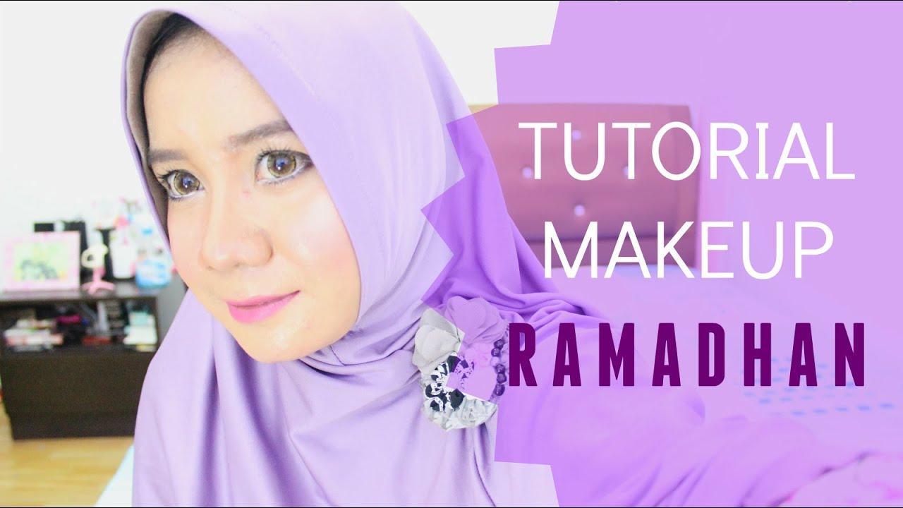 Tutorial Makeup Ramadhan Reunian Bukber Alyn Devian YouTube
