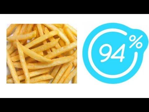 Игра 94% Картинка Жареная картошка фри | Ответы на 11 уровень игры.