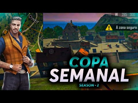 🔥🔥🔴🔴 KOREA TV 🔥🔥 COPA SEMANAL SEASON 2 🔴SEMI FINAL🔴🔥🔥 04/04 🔥🔥